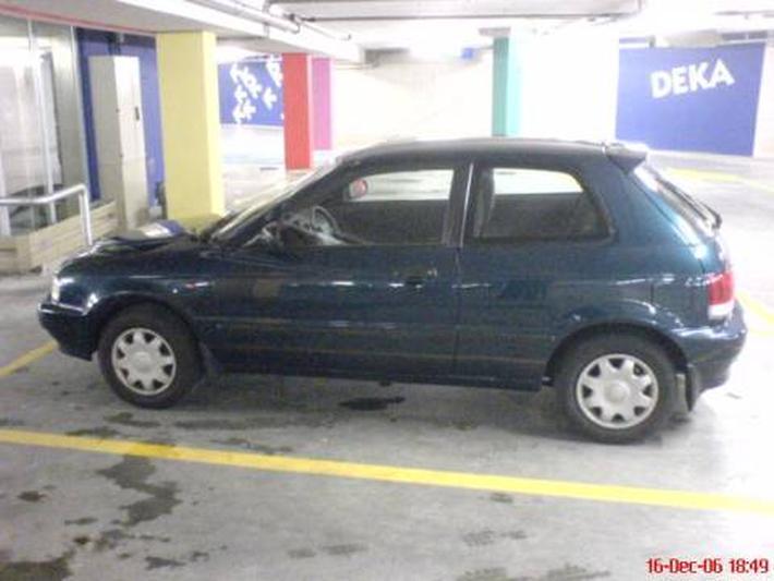 Suzuki Baleno 1.6 GS Dynamic (1996)