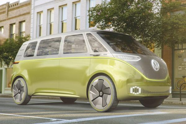 5G-connectiviteit voor elektrische Volkswagens
