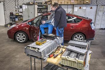 'Over 15 jaar 700.000 ton aan autoaccu's te recyclen'
