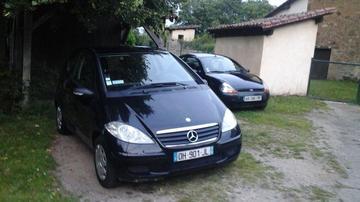 Mercedes-Benz A 180 CDI Classic (2006)