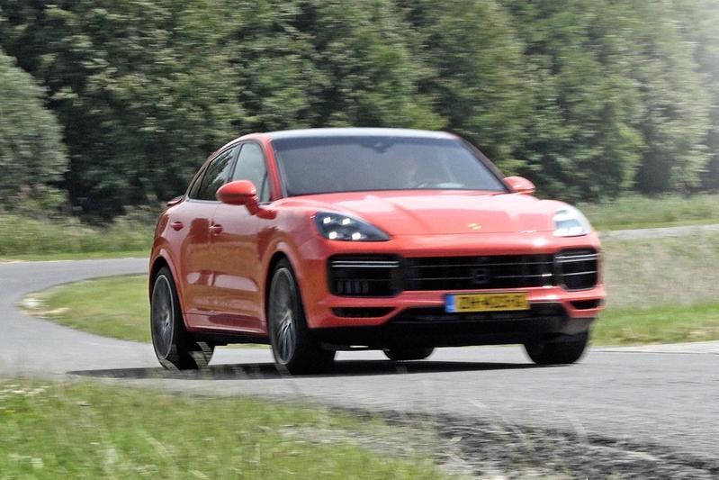 Porsche Cayenne Turbo Coupe - Rij-impressie