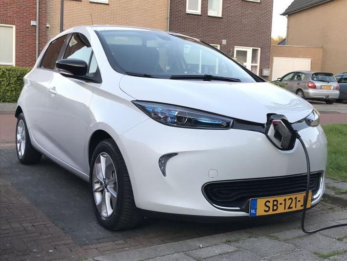 Renault Zoe R90 Intens (2017)