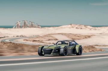 Donkervoort D8 GTO-JD70 is los
