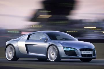 Audi Le Mans quattro (2003)