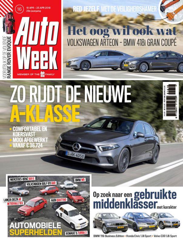 AutoWeek 16 2018