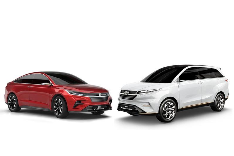 Daihatsu met twee concept-cars naar GIIAS 2017