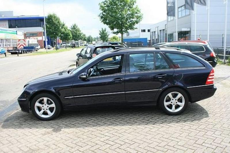 Lieblings Mercedes-Benz C 180 Kompressor (2008) review - AutoWeek.nl @XX_56