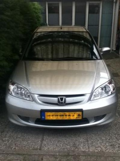 Honda Civic IMA (2004)