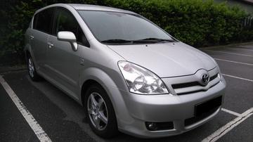 Toyota Corolla Verso 1.6 16v VVT-i Linea Sol (2004)