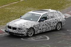 BMW 5-serie Touring - Spionage