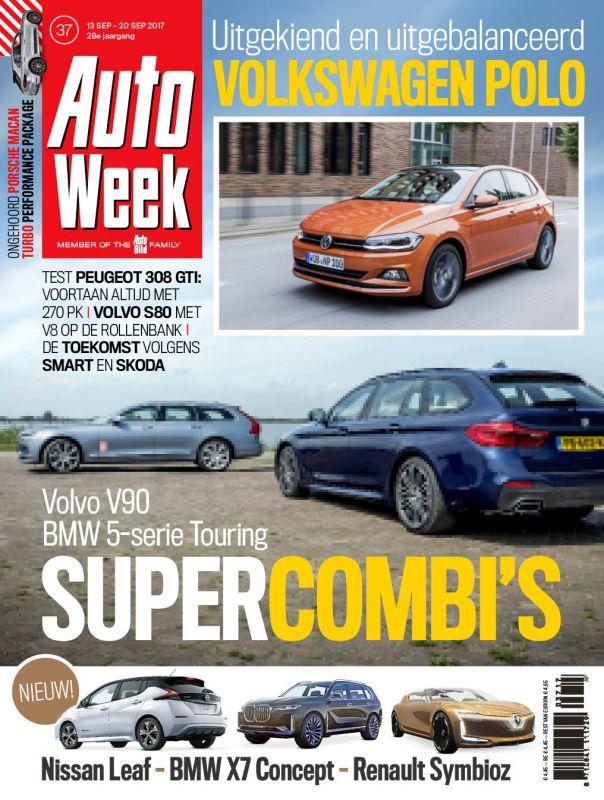 AutoWeek 37 2017