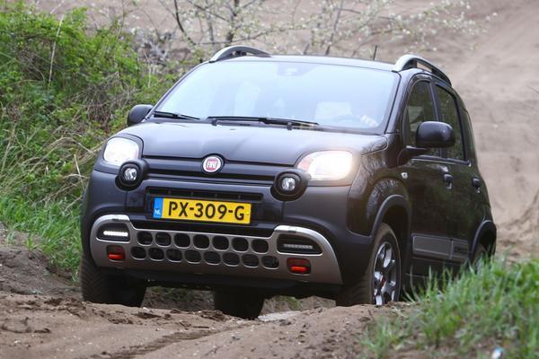 Rij-impressie: Fiat Panda Cross