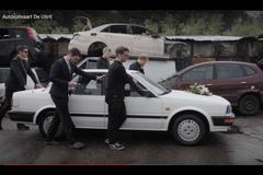 Leidse ondernemer regelt auto-uitvaart