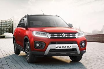 Facelift voor Suzuki Vitara Brezza