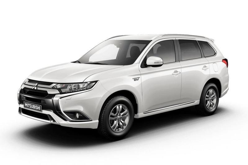Mitsubishi Outlander PHEV Back to Basics