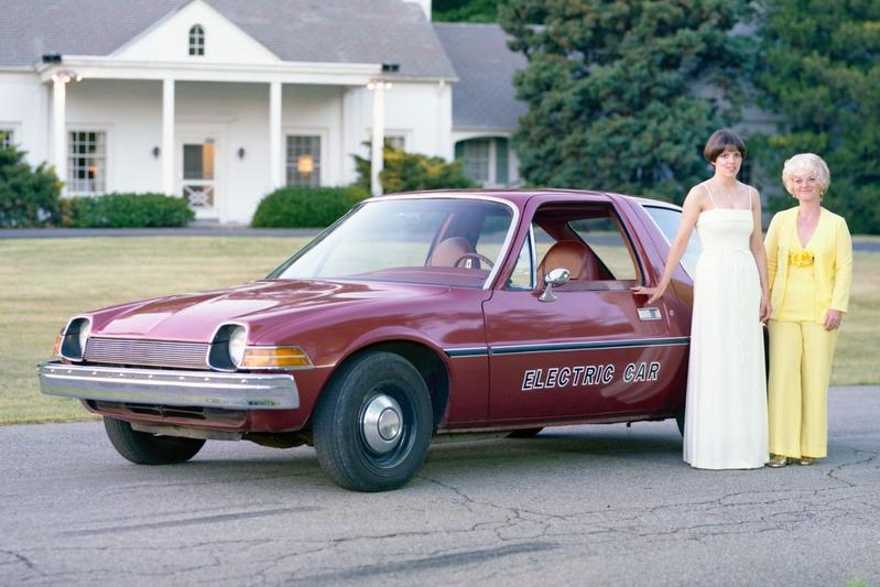 AMC Pacer Change of Pace