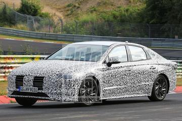 Voor het eerst in beeld: Hyundai i40