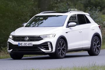 300 pk sterke Volkswagen T-Roc R mag blijven