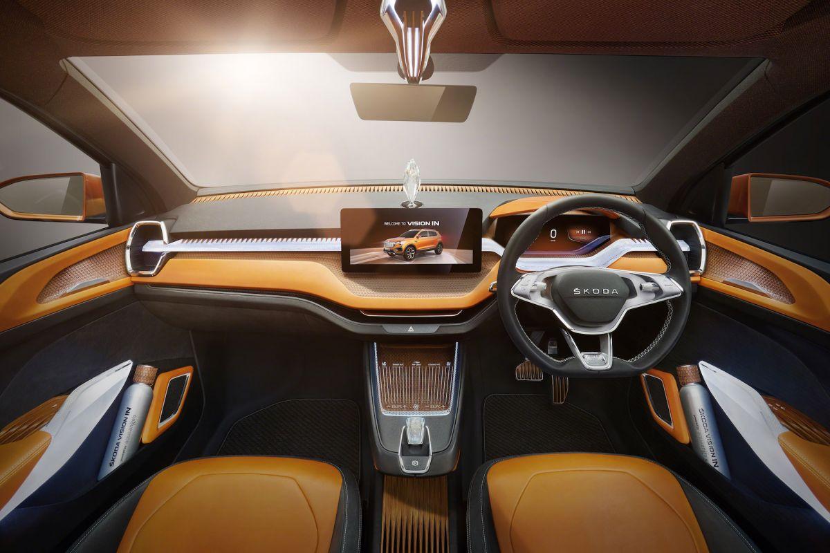 Škoda Vision IN (2020) 14
