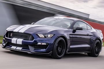 Updates voor Ford Mustang Shelby