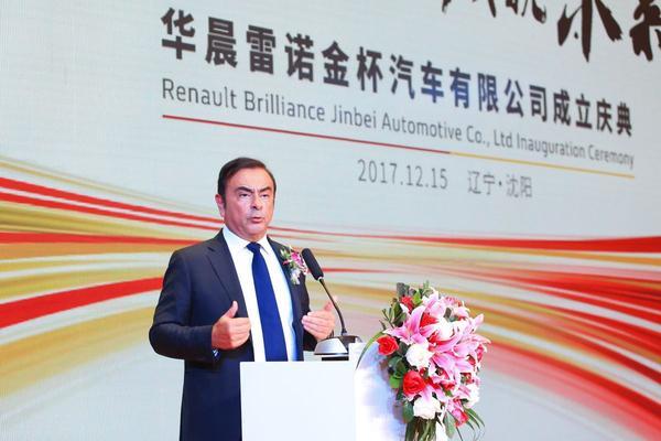 Renault en Brilliance vormen nieuwe joint venture