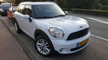 Mini Countryman One (2013)