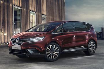 'Renault neemt afscheid van Talisman, Scénic en Espace'