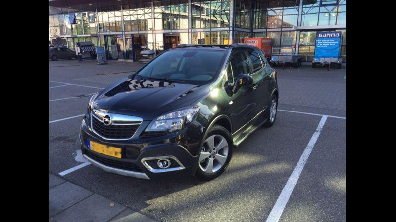 Opel Mokka 1.4 Turbo Innovation (2016)
