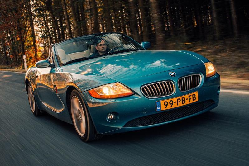 BMW Z4 Jan Lemkes
