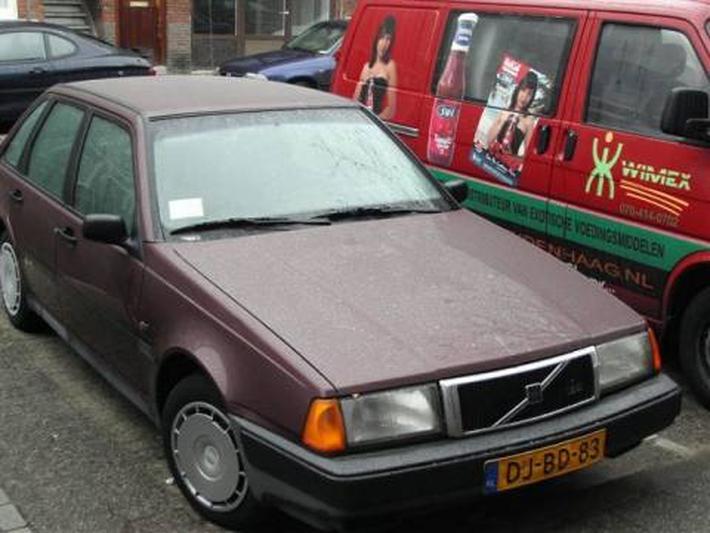 Volvo 440 DL 75kW (1992) #3