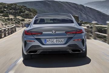 BMW 8-serie Gran Coupé - Eerste rijtest