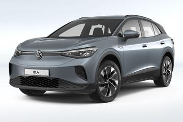 Volkswagen ID4: prijs reguliere uitvoeringen