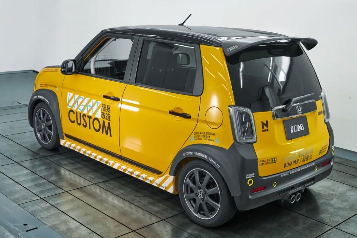 Honda e-Drag en K-Climb