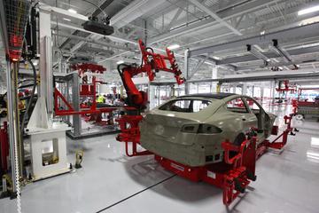 Tesla dicht bij akkoord over herstart Californische productie