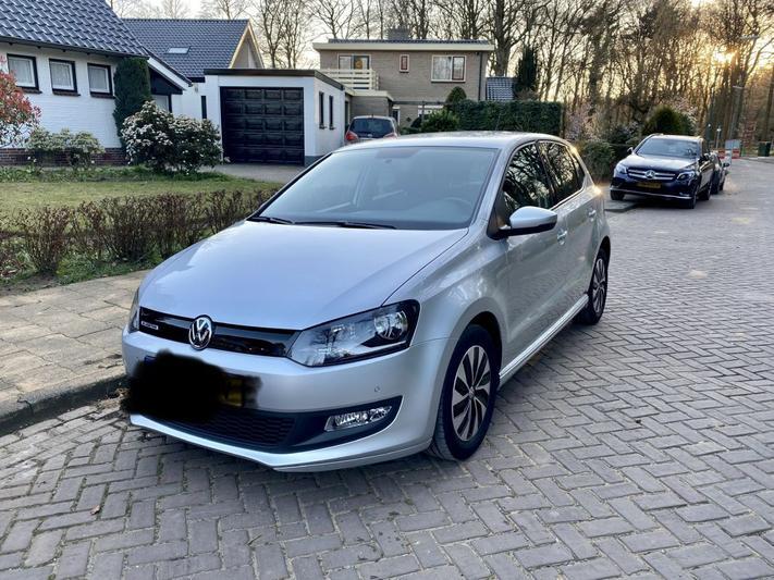 Volkswagen Polo 1.0 TSI 95pk BlueMotion Edition (2016)