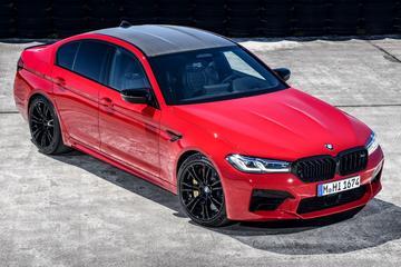 BMW M5 - Achtergrond