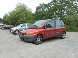 Fiat Multipla 1.6 16v SX (2002)