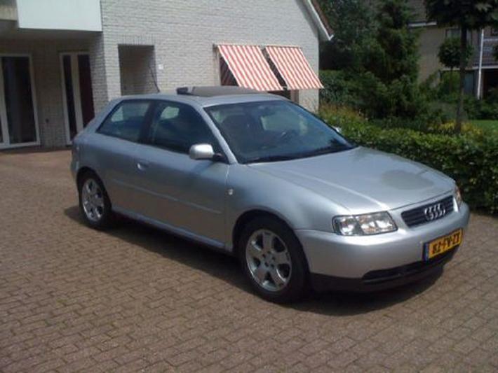 Audi A3 1.9 TDI 90pk Ambiente (2000)