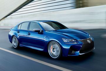 Lexus GS F laat V8-spierballen rollen