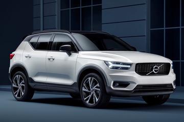 Volvo XC40 T3 Momentum Pro (2019)