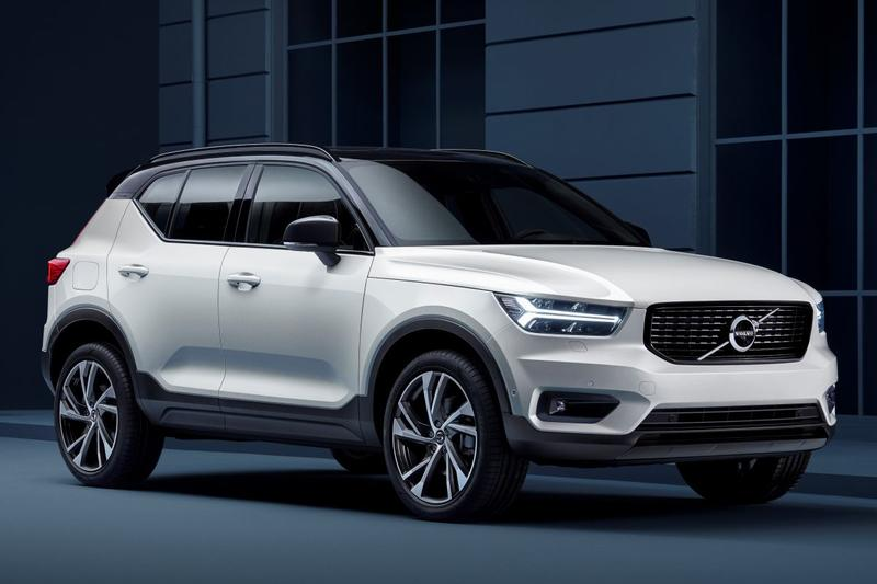 Volvo XC40 T4 Inscription (2019)