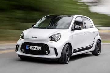 Facelift Friday: Smart Fortwo/Forfour
