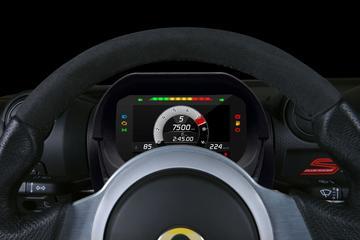 Lotus komt met speciaal instrumentarium voor op circuit