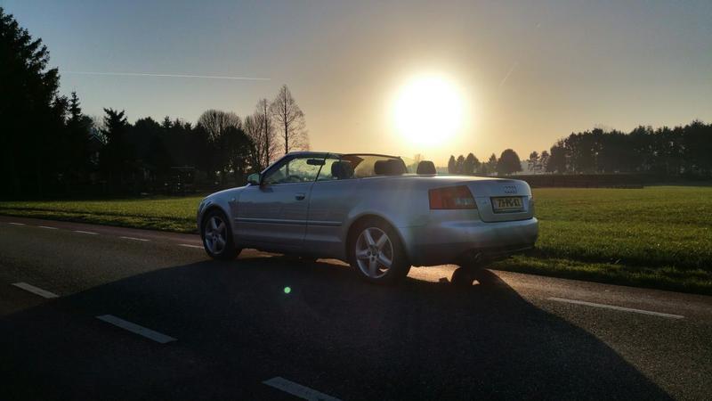 Audi A4 Cabriolet 2.4 5V Pro Line (2004)