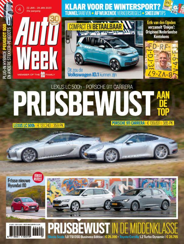 AutoWeek 4 2020