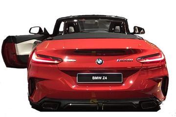 Nieuwe BMW Z4 gelekt!