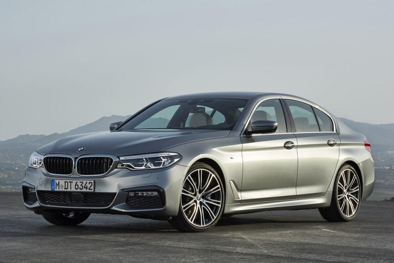 BMW 520d xDrive (2018)