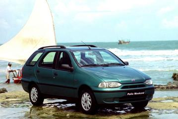 Tchau: Fiat Palio Weekend uit productie