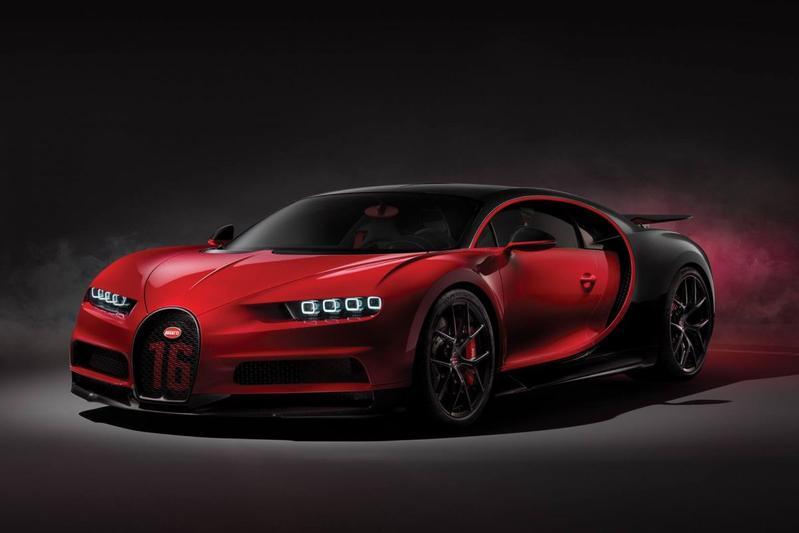 Dít is de Bugatti Chiron Sport!