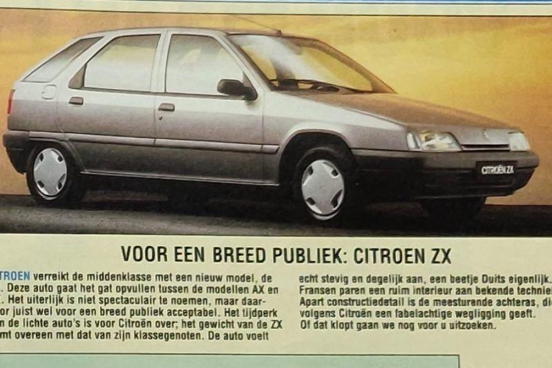 AutoWeek 11 1991